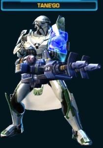 Chong's new gun