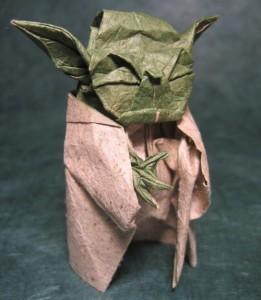 Origami - Yoda