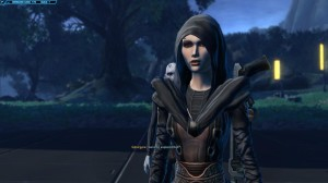 Hyp's agent in Jedi gear