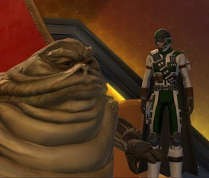 Terg and a Hutt