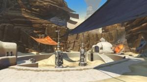 Tatooine arena