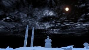 SWTOR at night