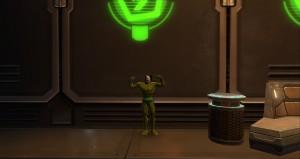 Bill - green machine