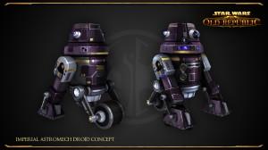 Imperial Astromech concept
