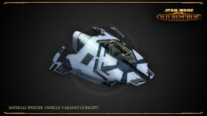 Imperial Speeder concept