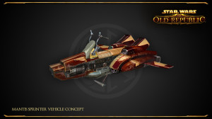 Mantis Sprinter vehicle concept