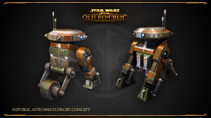 Republic Astromech concept