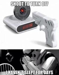 Chaz Lobo - Stormtroopers aim