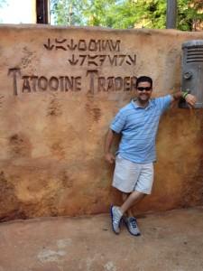 Chaz Lobo - Tatooine trader