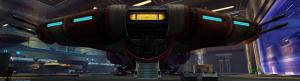 DurtaDurta - Jedi ship as level