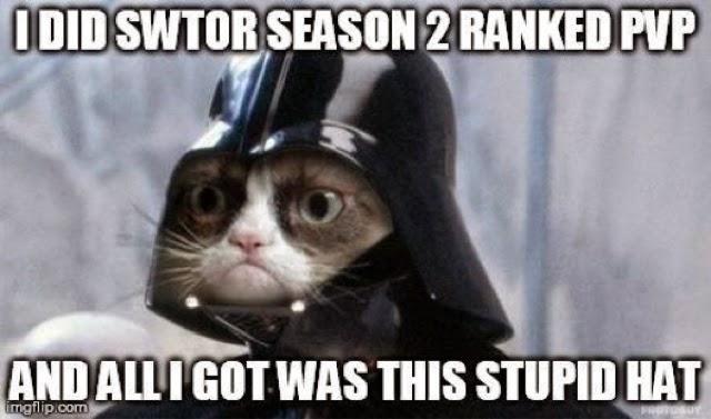 Ranked PvP Season 2 rewards reaction