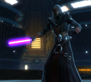 Revan in The Foundry