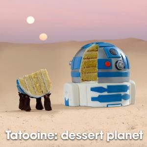 The Great Tatooine Bake-Off Final was ruined by pesky Jawas