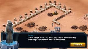 Ham - Jawa surrender