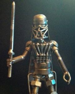 Redna - Darth Vader statue