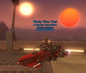 Teol - new speeder