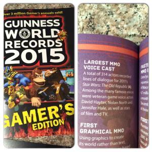 LethalXBacon - Guinness world record