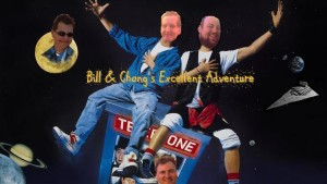 Chong - Bill and Chong's excellent adventure
