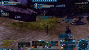 Darklighter - agent 1