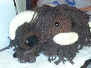 Chill - knitted Jawa & Bantha 2