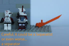separatist... separator... pic 1