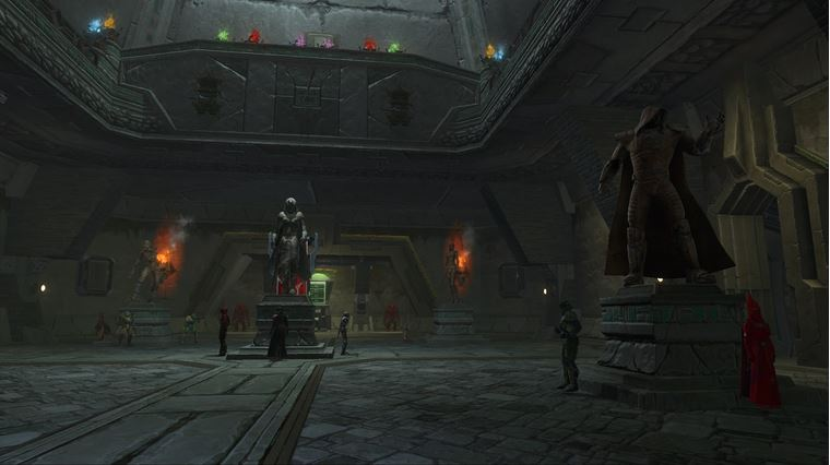 an introduction to the history of the swtor People unable to log in to swtor due to insane queues retrieved december  27, 2011 jump up ^ the best game of the year - video on msnbccom.