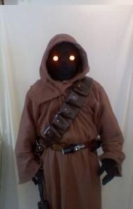 Freedious - Jawa costume