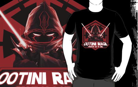 Ootini Rage RedBubble promo