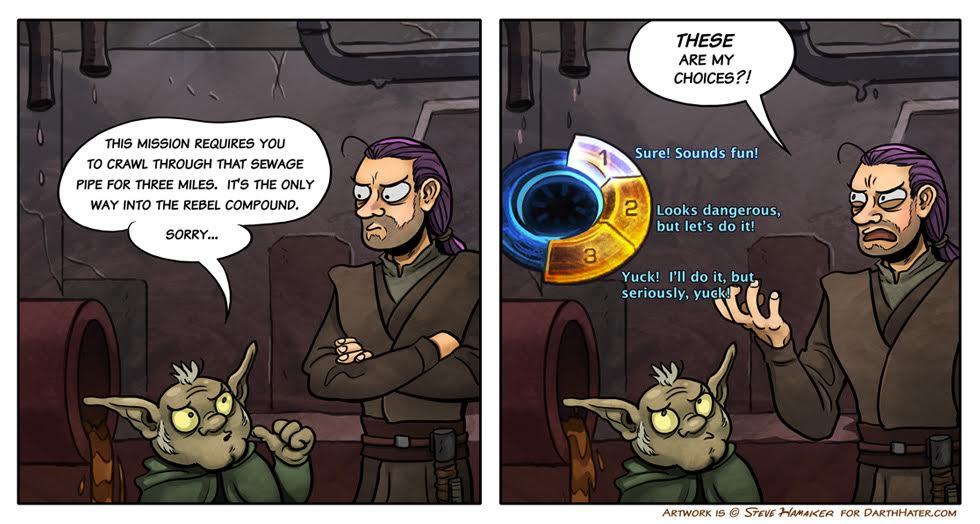 Shamar - SWTOR comic