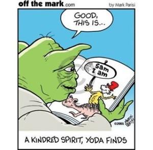 Yoda - Sam I am