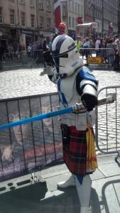 Dunedai - Clone Trooper in a kilt