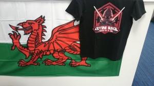 Blay - Ootini Rage shirt in Wales