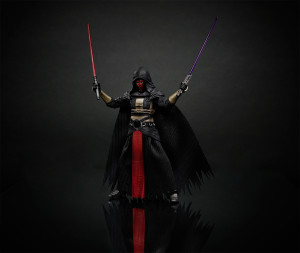 Darth Revan action figure