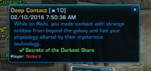 Dekion - hidden achievement