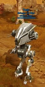 Teor - Recon walker