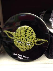 Kal - Yoda merch