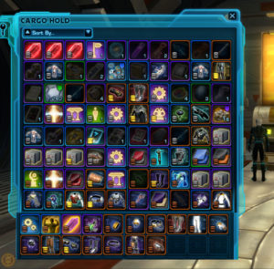 Swtorista - pack contents